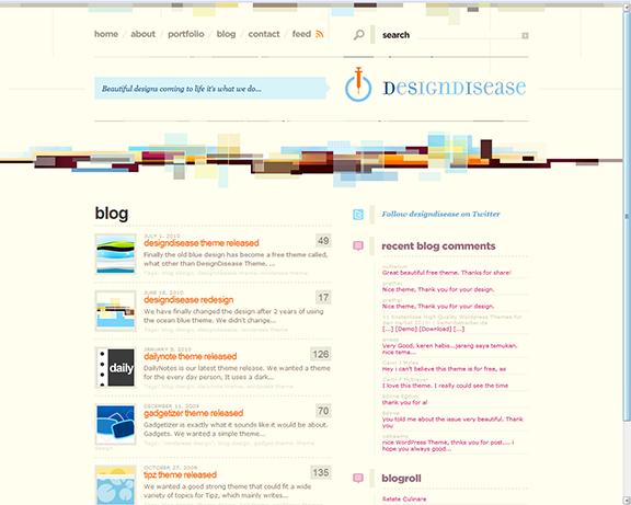 Design Disease