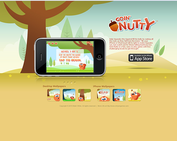 Goin Nutty