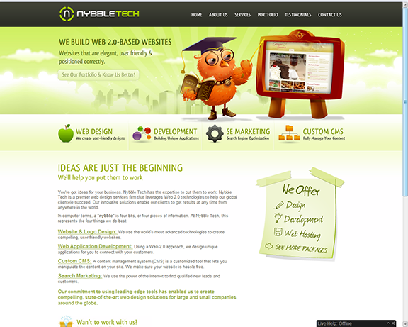 Nybble Tech