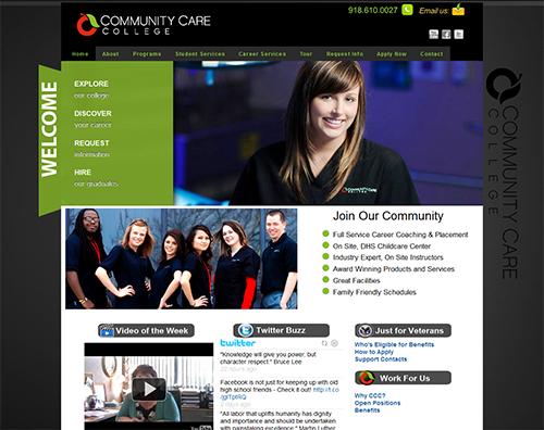 communitycarecollege.edu