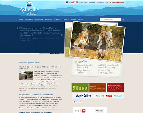 ashevilleschool.org