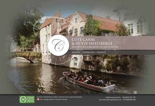 Cote Canal & Huyze Hertsberge
