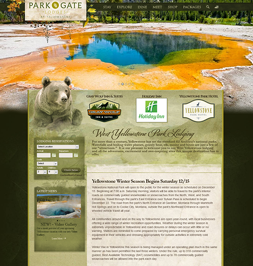 West-Yellowstone-Lodging