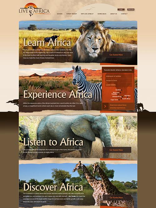 Live Africa