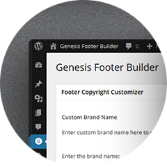 Genesis-footer-builder-settings
