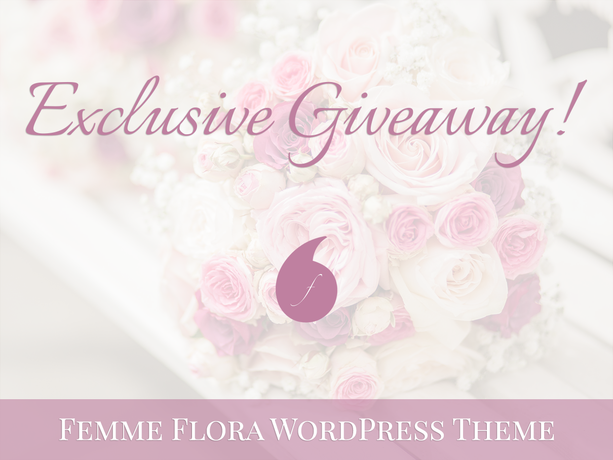 Femme-flora-theme-giveaway