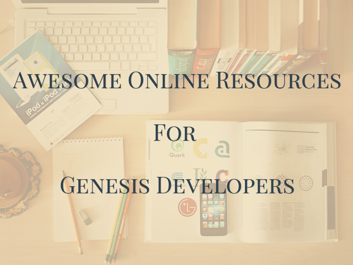 Resources-for-genesis-developers