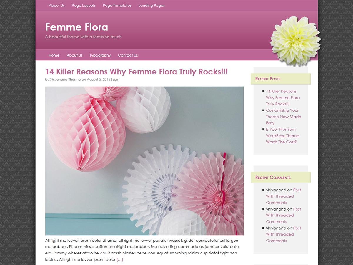 Femme-flora-hc