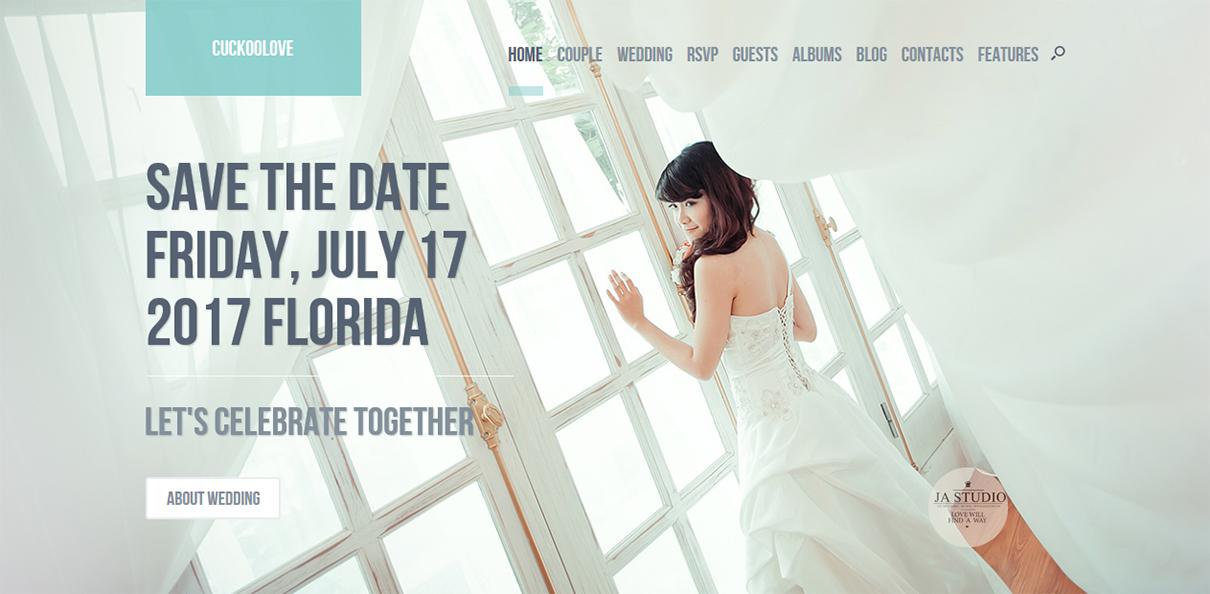 Cuckoolove-wedding-theme