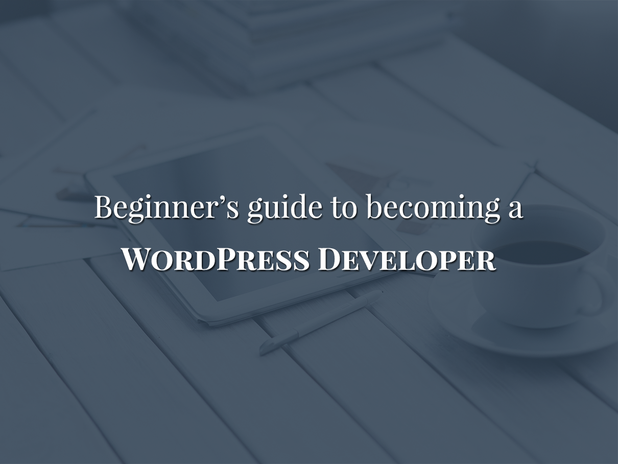 Becoming-professional-wordpress-developer