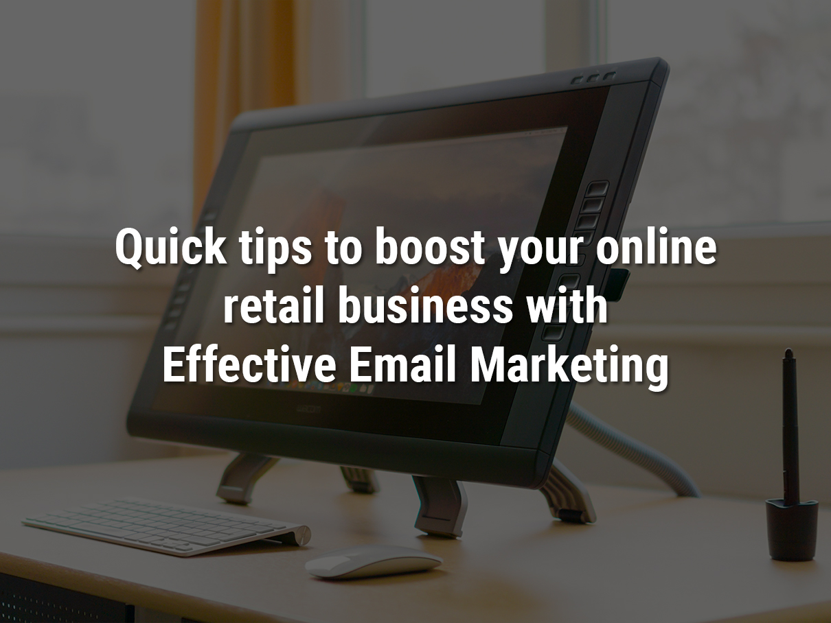 tips for effective email marketing