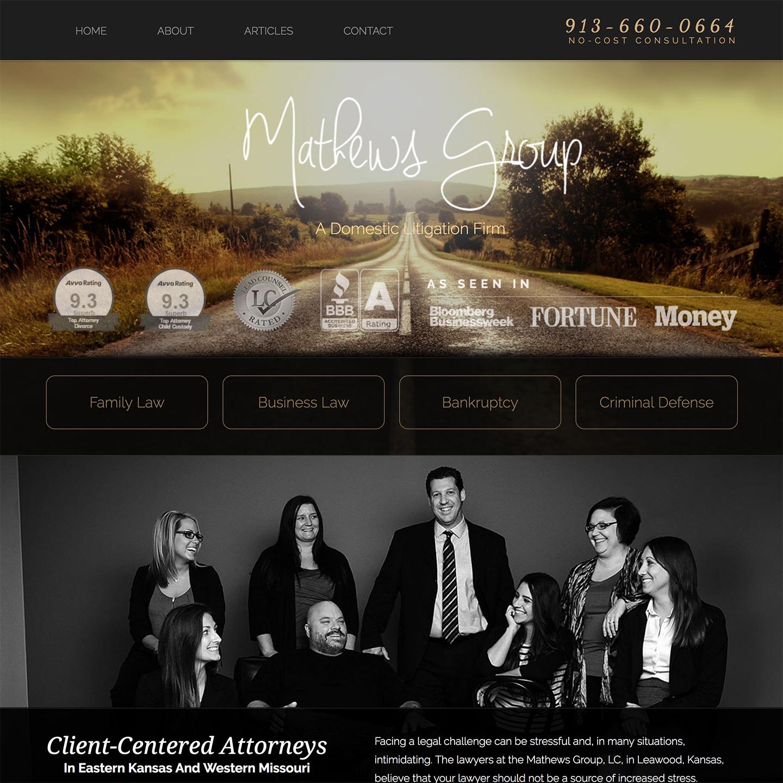 Mathews Law Group