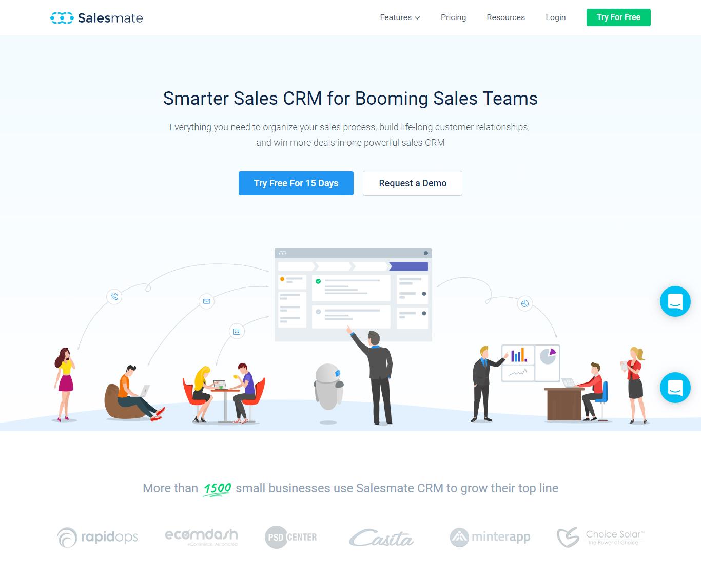 Salesmate