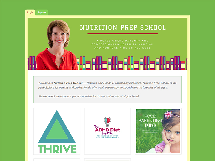 Nutrition Prep School